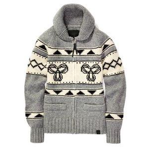 TNA / sea to sky sweater S